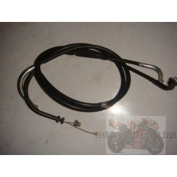 Câbles de valve d'echappement ZX10R 2011 à 2015