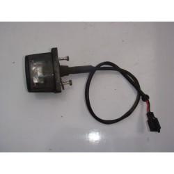 Eclairage de plaque pour Z750 07-14