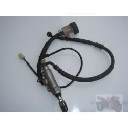 Maitre cylindre de frein arrière + bocal + durites MT03 2007