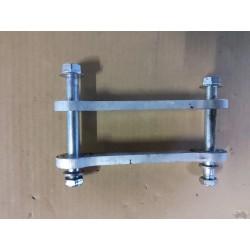 Biellettes de suspension R1 Crossplane 15-19