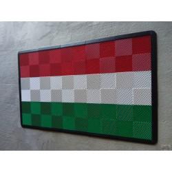 Tapis de sol dalles drapeau ITALIE 2m12 x 1m32