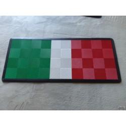 Tapis de sol dalles drapeau ITALIE 2m12 x 0m92