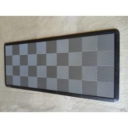 Tapis de sol dalles gris clair 2m12 x 0m92