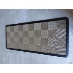 Tapis de sol dalles beige 2m12 x 0m92