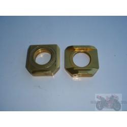Entretoises de tension de chaine de 600 et 750 GSXR 04/05
