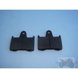 Jeu de plaquettes de frein arrière de 600 et 750 GSXR 04/05