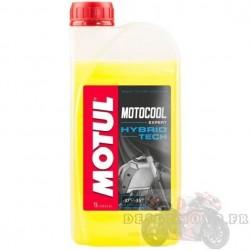 Liquide de refroidissement MOTOCOOL EXPERT -37°C MOTUL 1L