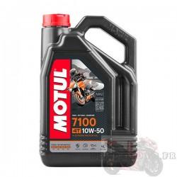 Huile moteur 7100 MOTUL 4T 10W50 4L