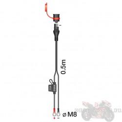 OPTIMATE connecteur etanche M8