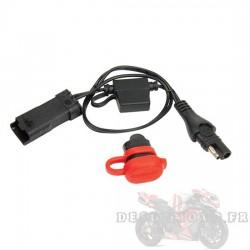 OPTIMATE adaptateur Ducati