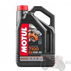Huile moteur 7100 MOTUL 4T 10W30 4L