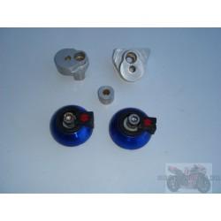 Tampons de protection de 600 et 750 GSXR 04/05