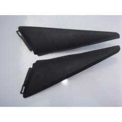 2 plastiques noirs pour 1000 CBR 08-11
