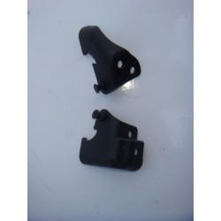2 Plastiques d'amortisseur de direction pour CBR 1000 04-07