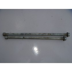 2 axes de fixation moteur pour CBR 1000 04-07