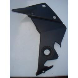 Cache cadre noir gauche pour Z750 07-14