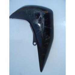Ecope droite griffée noir brillant pour Z750 07-14