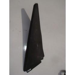 plastique noir droit pour 1000 CBR 08-12