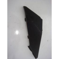 Cache silencieux gauche noir pour 600 CBR RR 03-04
