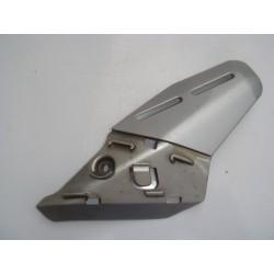 Cache silencieux gauche gris pour 600 CBR RR 03-04