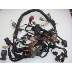 Faisceau électrique abimé pour ZX6R 2005-2006