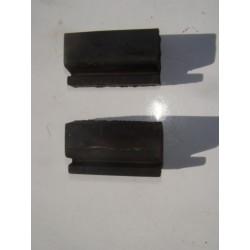 Tampons caoutchouc sous réservoir pour 650 SV 98-02