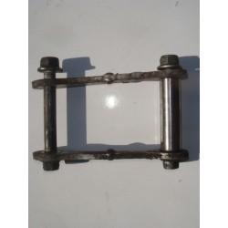 Biellettes d'amortisseur raccourcies pour 650 SV 98-02