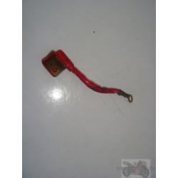 Fil de batterie rouge pour XJ6 09-12