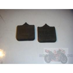 2 plaquettes de frein BREMBO pour 990 SMT
