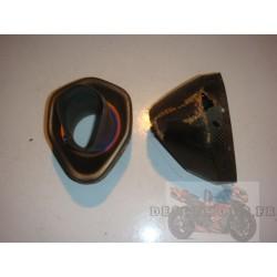 Embout de silencieux 600 et 750 GSXR 04/05