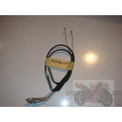 Câbles de valve d'échappement de 600 et 750 GSXR 06/07