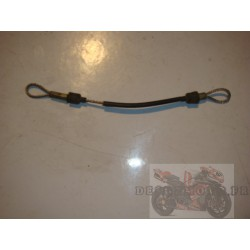 Sangle d'attache de casque pour ER6 06-08