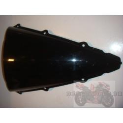 Bulle noire double courbure pour R6 2009