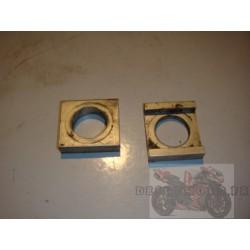 Centreurs de roue arrière pour R1 2002-2003