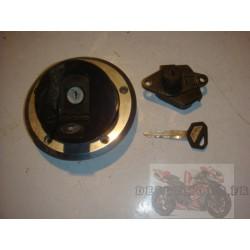 Trappe à essence pour ZX6R 98-02