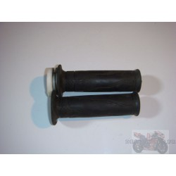 Paire de poignées + plastique des gaz R6 2009