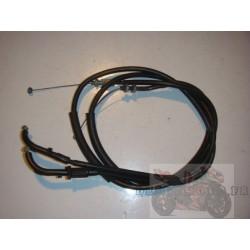 Câbles des gaz pour 660 XTX 03-06