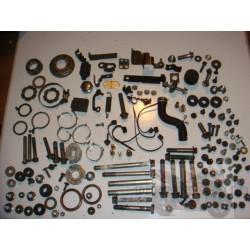 Visserie pour 660 XTX 03-06