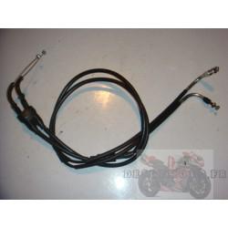 Câbles des gaz pour MT09 2013