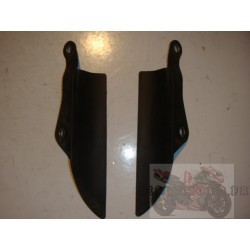 Plastiques de boucle arrière de MT09 13-16