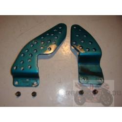 Pare botte anodisé bleu de R1 98-99