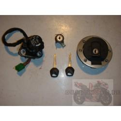 Kit serrure pour 1300 GSXR HAYABUSA 99-03