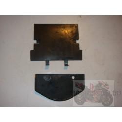 Plastiques de protection pour ER6 06-08