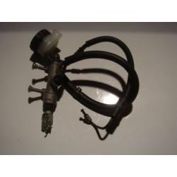 Maitre cylindre de frein arrière, durites, bocal ER6 2010