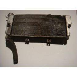 Radiateur 222080-5003 tordu pour ER6 2009 à 2011