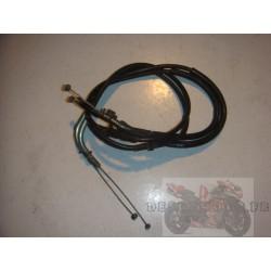 Câbles des gaz pour Z1000 2003-2006