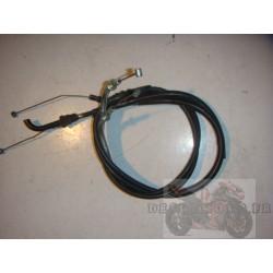 Câbles des gaz de Z1000 2003-2006