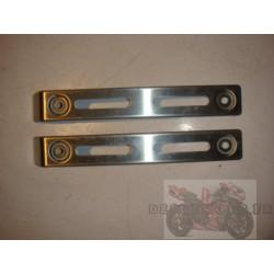 Ecopes de radiateur pour Z750 03-06