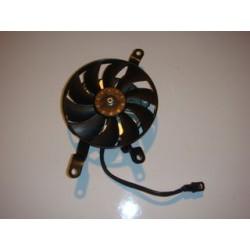Ventilateur gauche de radiateur abimé R6 2009