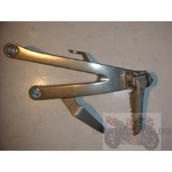 Platine arrière droite pour 600 CBR RR 09-12